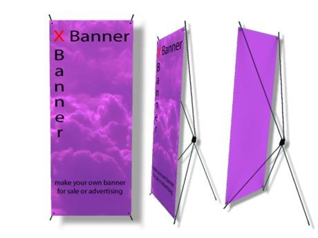x banner palembang